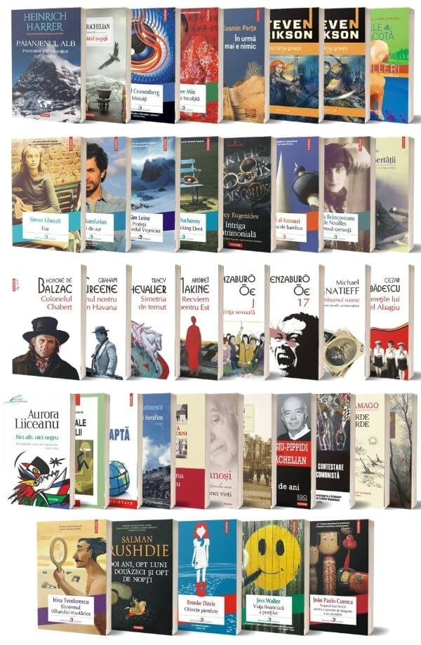 Pachet Biblioteca Daffi's Books ( 35 carti + 5 carti cadou )