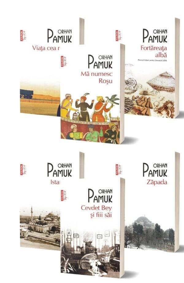 Pachet Orhan Pamuk