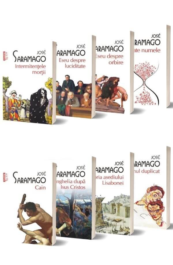 Pachet Jose Saramago
