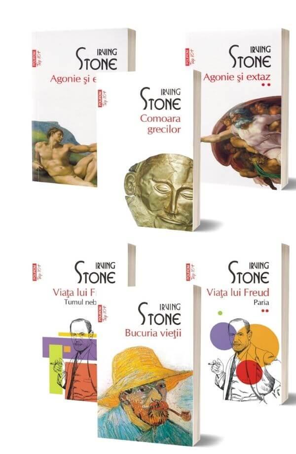 Pachet Irving Stone