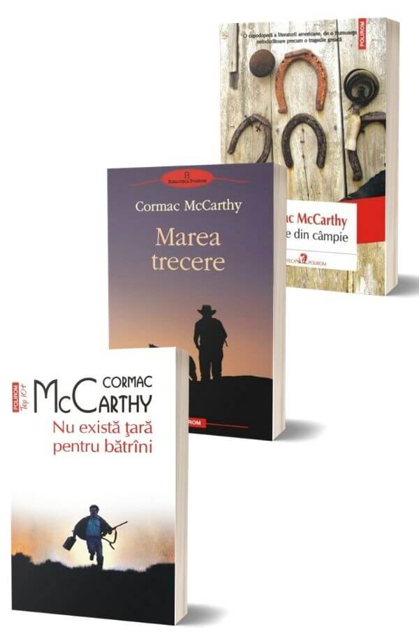 Pachet Cormac McCarthy