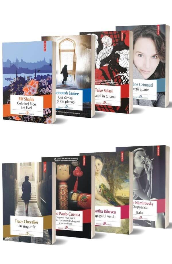 Pachet Bestseller Biblioteca Polirom