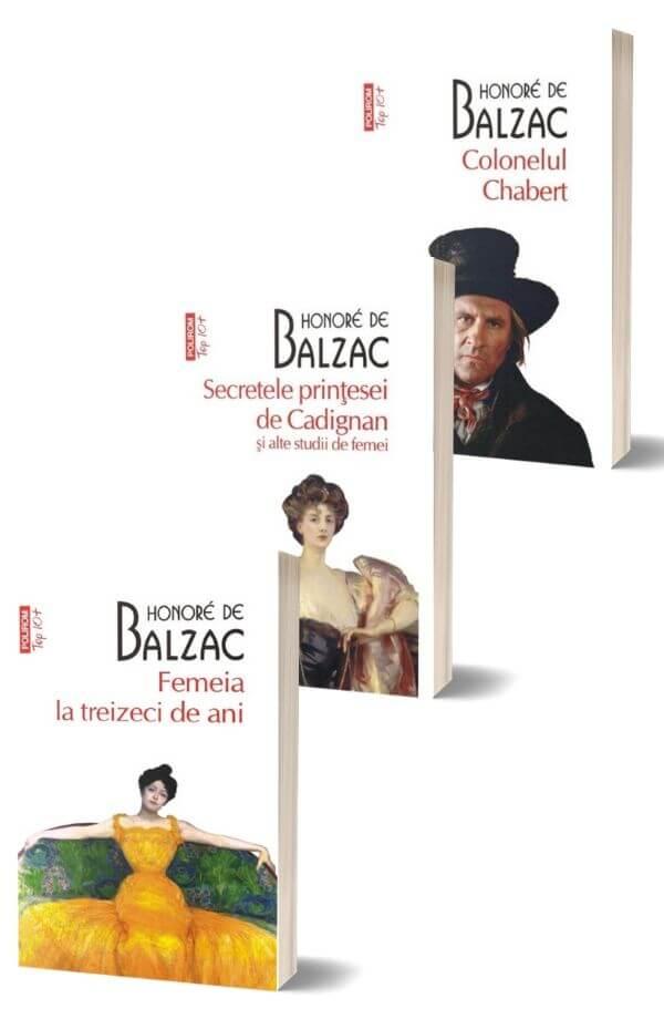 Pachet Honore de Balzac