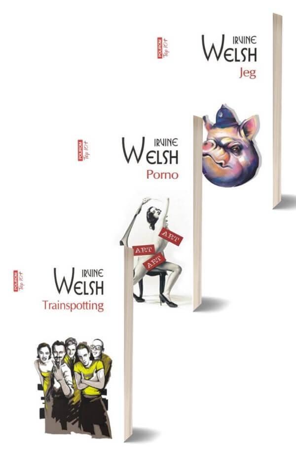 Pachet Irvine Welsh