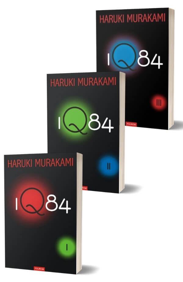 Pachet 1Q84 - Haruki Murakami