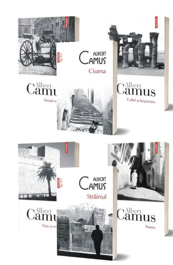Pachet Albert Camus