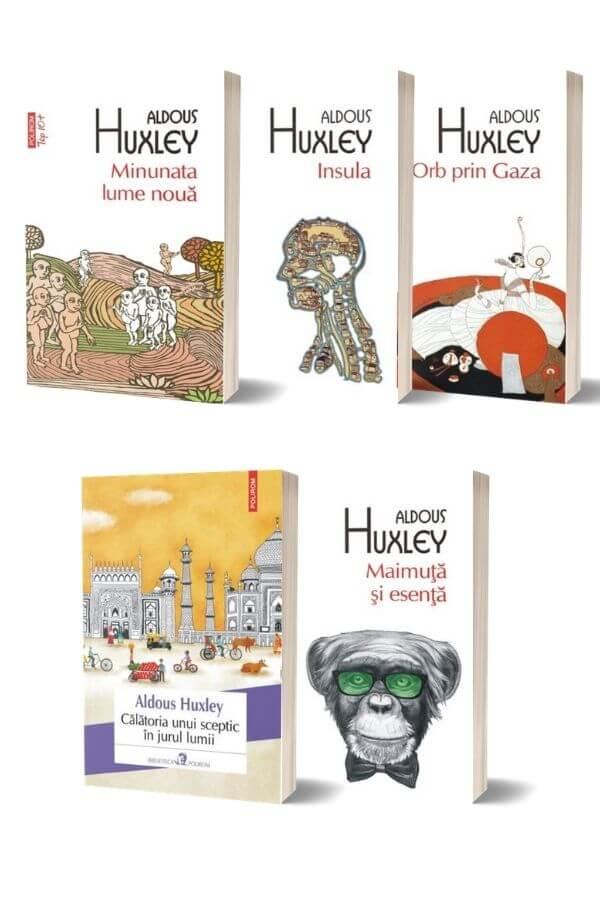 Pachet Aldous Huxley