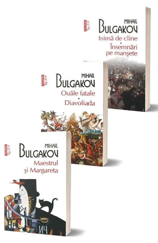Pachet Mihail Bulgakov