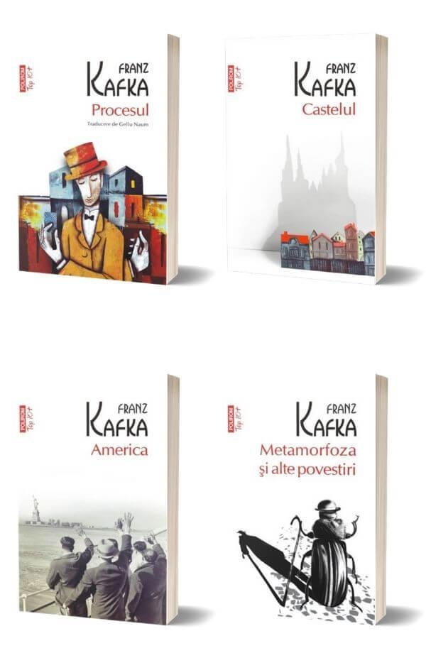 Pachet Franz Kafka