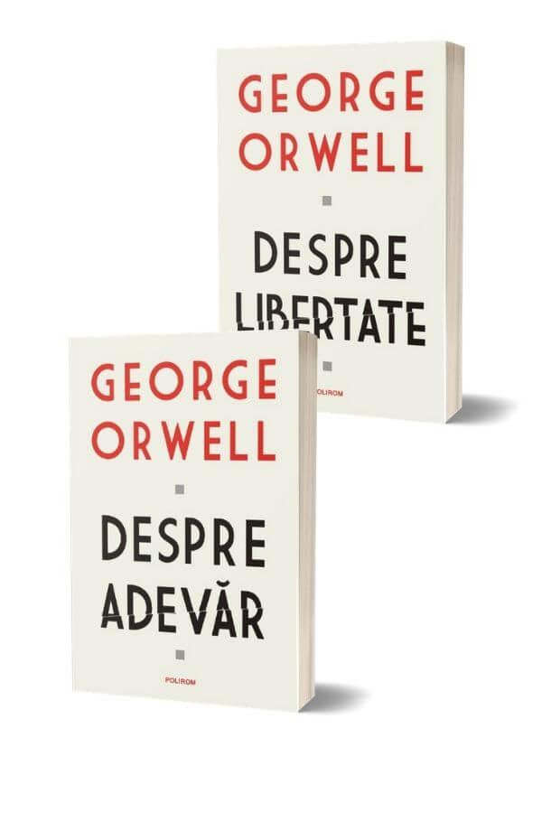 Pachet George Orwell