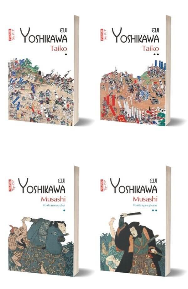 Pachet Eiji Yoshikawa