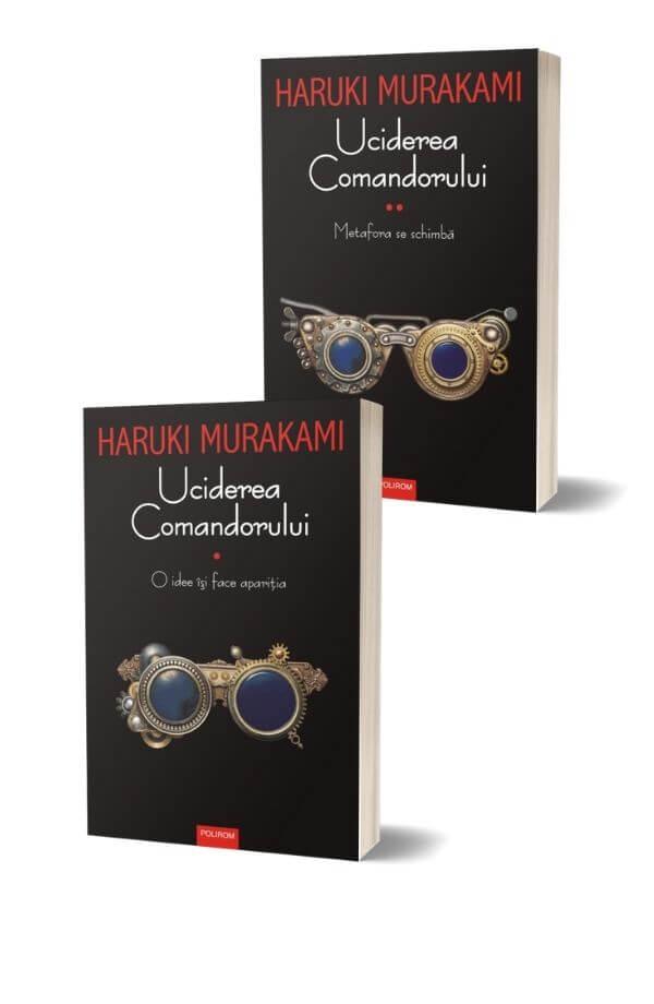 Pachet Uciderea Comandorului - Haruki Murakami