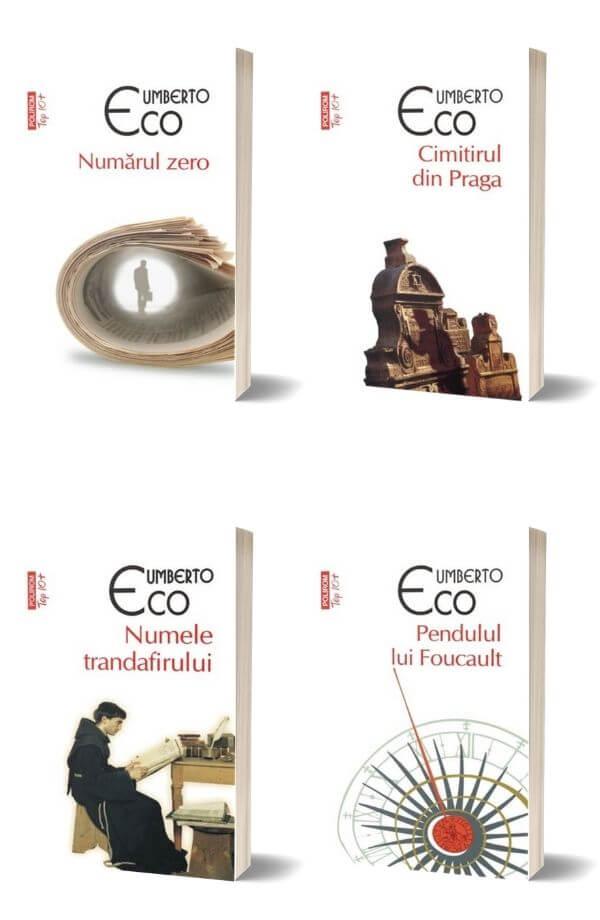 Pachet Umberto Eco