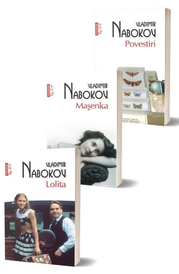 Pachet Vladimir Nabokov