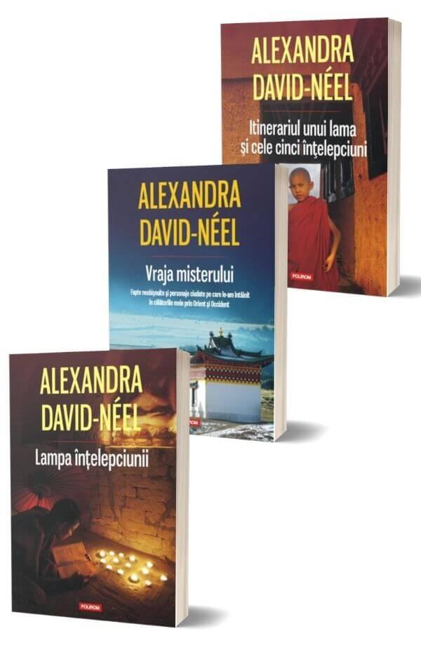 Pachet Alexandra David - Neel