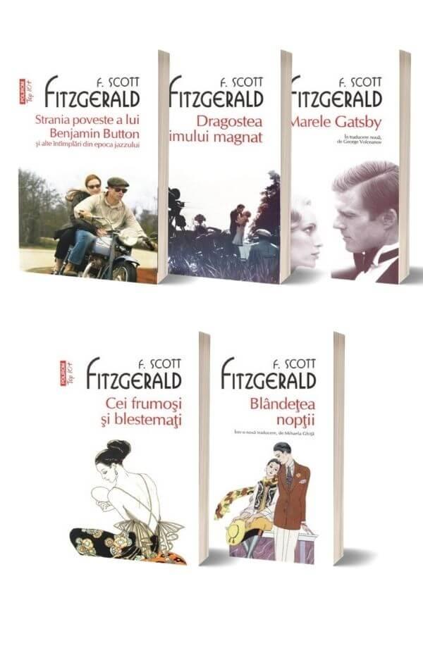 Pachet F. Scott Fitzgerald