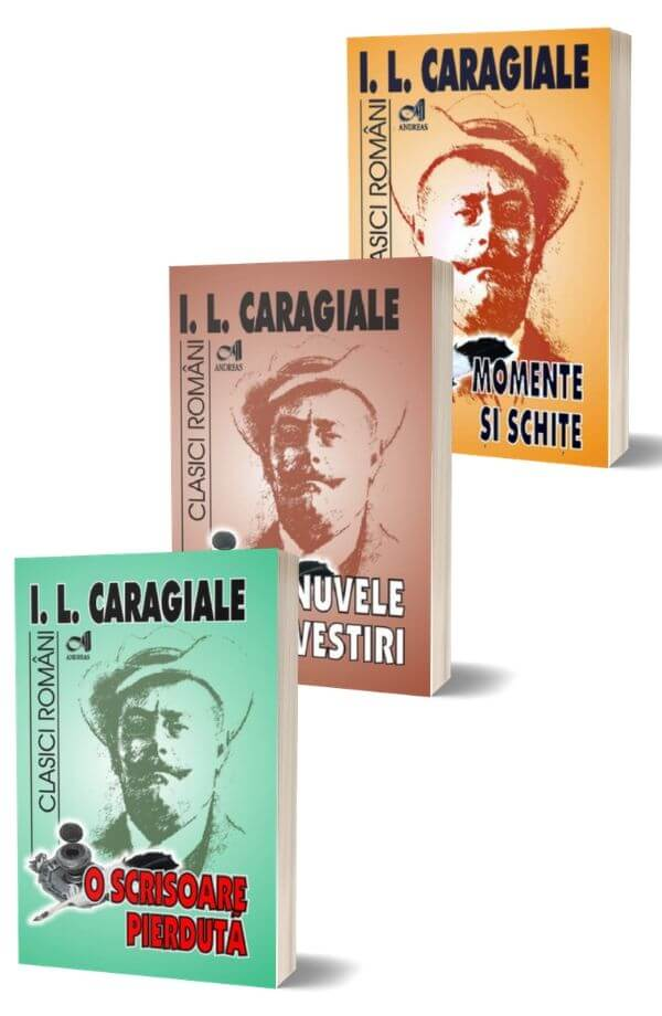 Pachet Ion Luca Caragiale