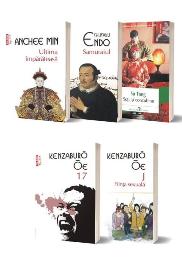 Pachet literatura japoneza
