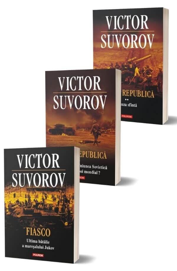 Pachet Istorie - Victor Suvorov