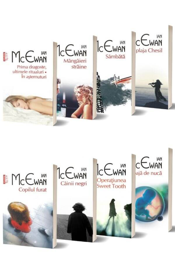 Pachet - Ian McEwan