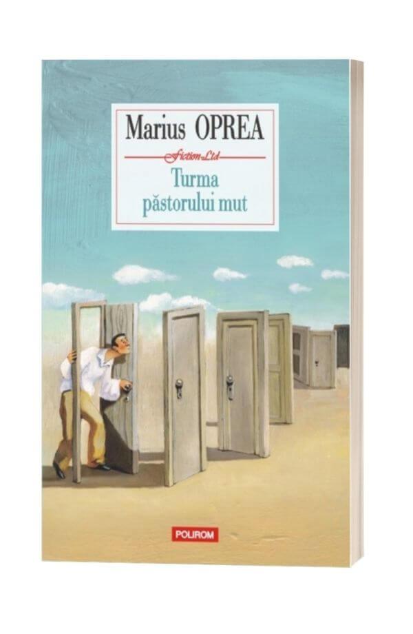 Turma pastorului mut - Marius Oprea