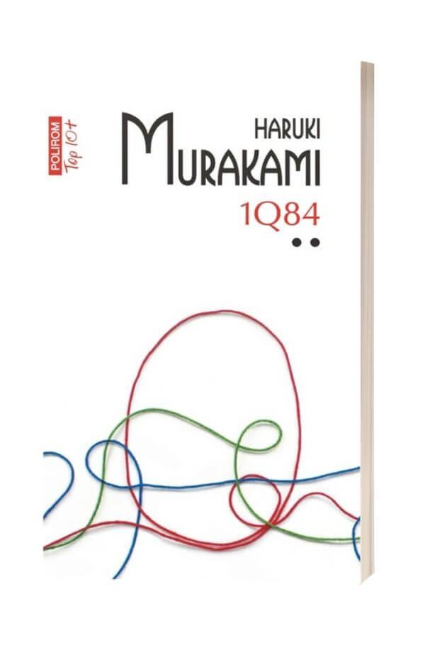 1Q84. Vol. II (ediție de buzunar) - HarukiMurakami