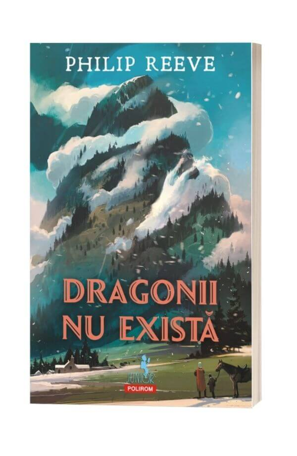 Dragonii nu exista - Philip Reeve