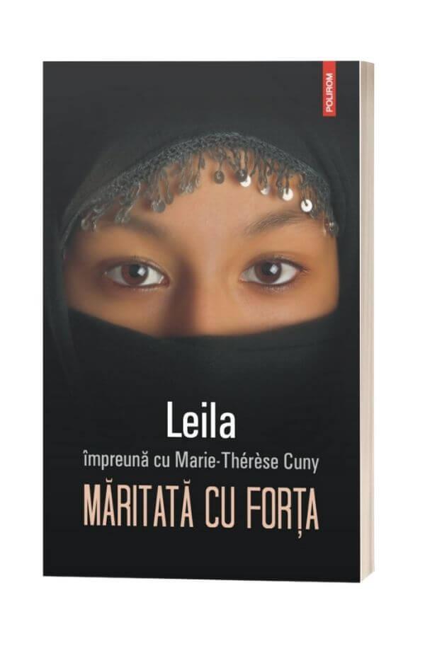 Maritata cu forta - Leila ,Marie ThérèseCuny