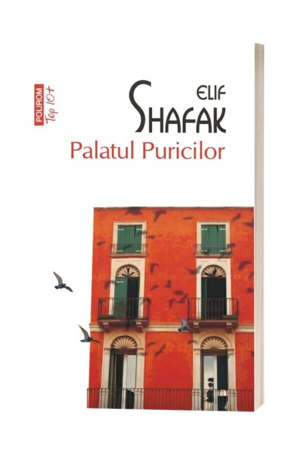 Palatul Puricilor - ElifShafak