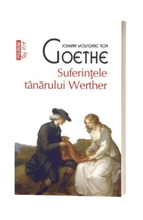 Suferintele tanarului Werther - Johann Wolfgang von Goethe