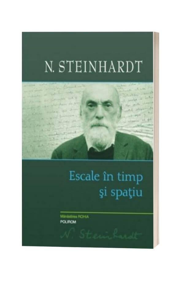 Escale in timp si spatiu - Nicolae Steinhardt