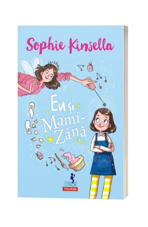 Eu și Mami-Zână: Puteri de sirenă - Sophie Kinsella