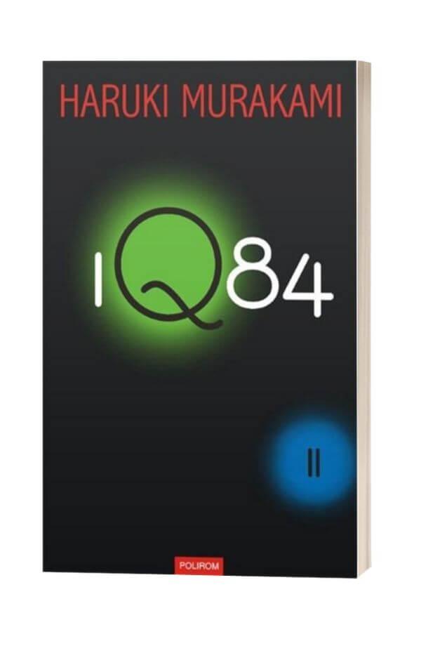 1Q84 (II) - Haruki Murakami