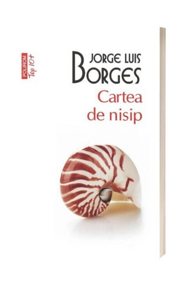 Cartea de nisip - Jorge Luis Borges