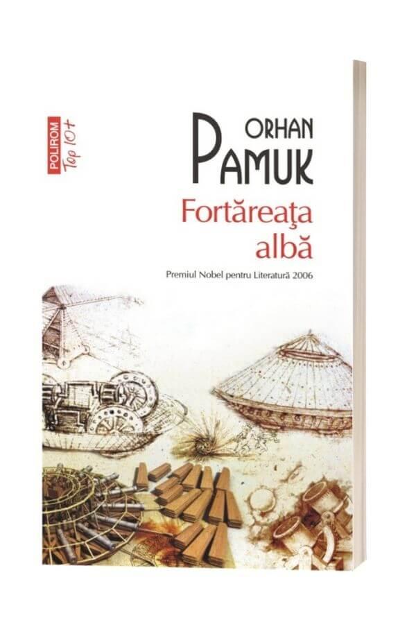 Fortareata alba - Orhan Pamuk