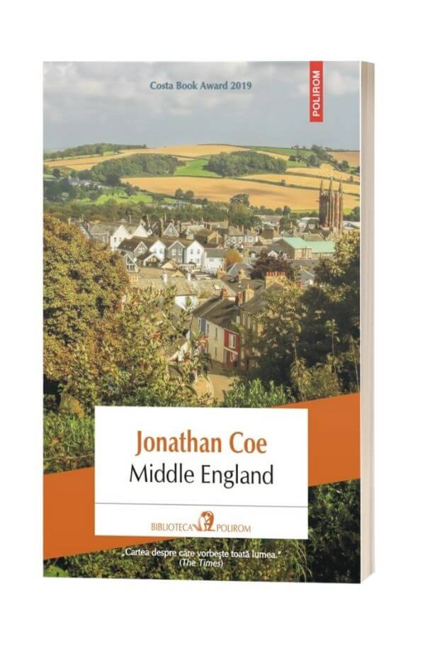 Middle England - Jonathan Coe