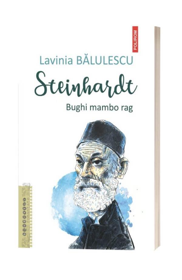 Steinhardt. Bughi mambo rag - Lavinia Balulescu