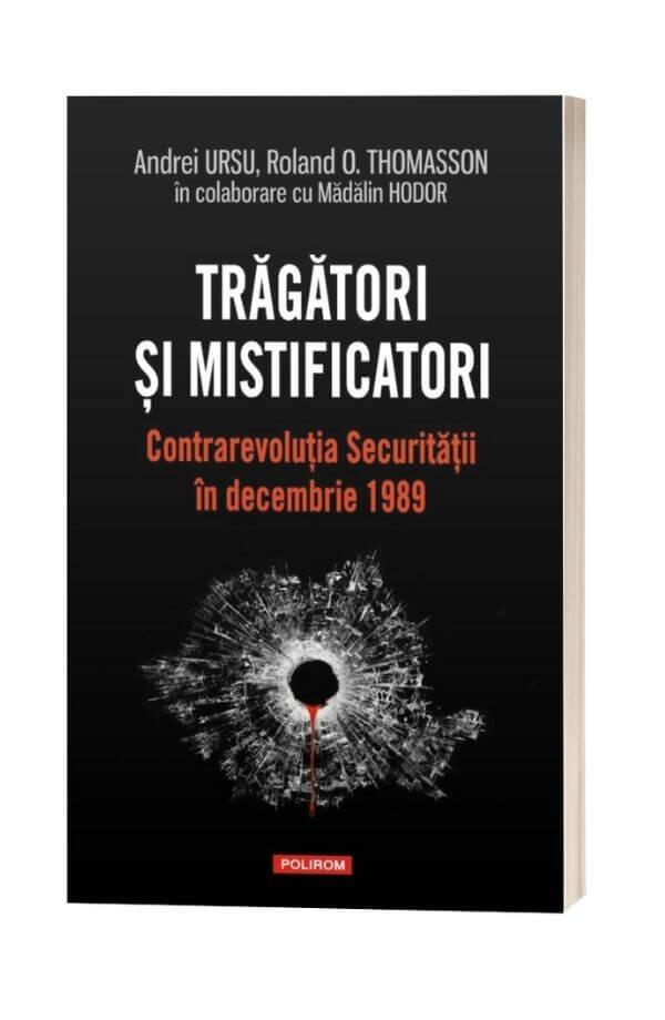 Tragatori si mistificatori - Andrei Ursu, Roland O. Thomasson, Madalin Hodor