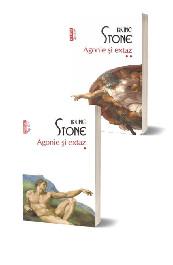 Agonie si extaz - 2 volume - Irving Stone