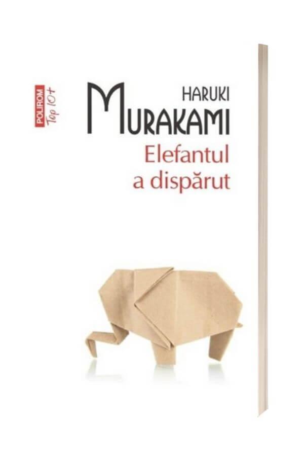 Elefantul a disparut - Haruki Murakami