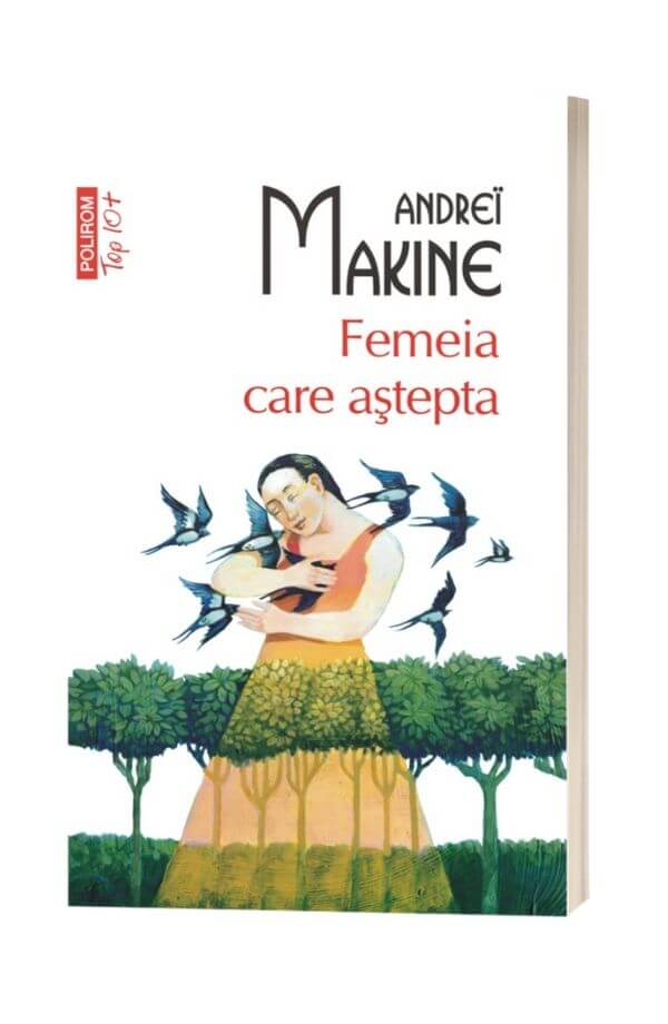 Femeia care astepta - Andrei Makine