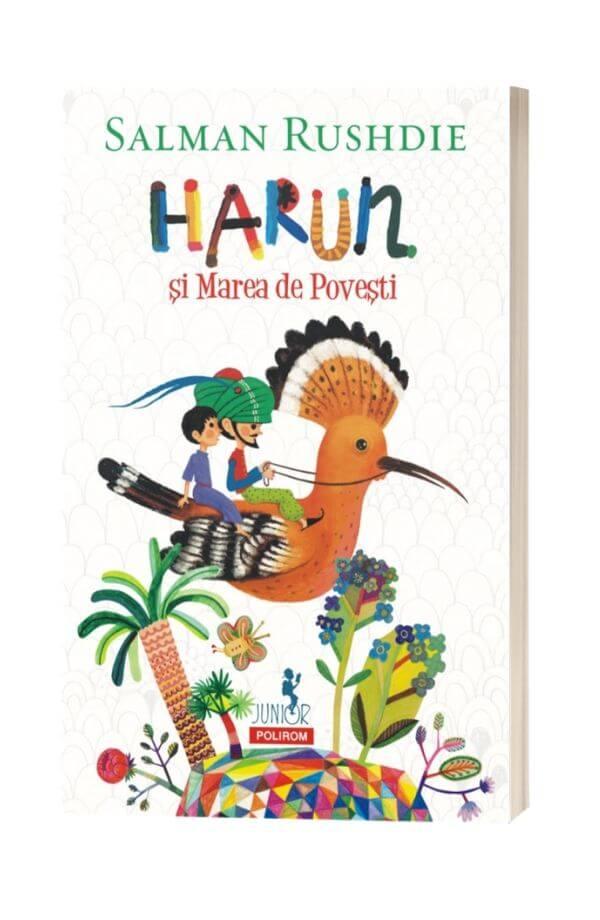 Harun si Marea de Povesti - Salman Rushdie