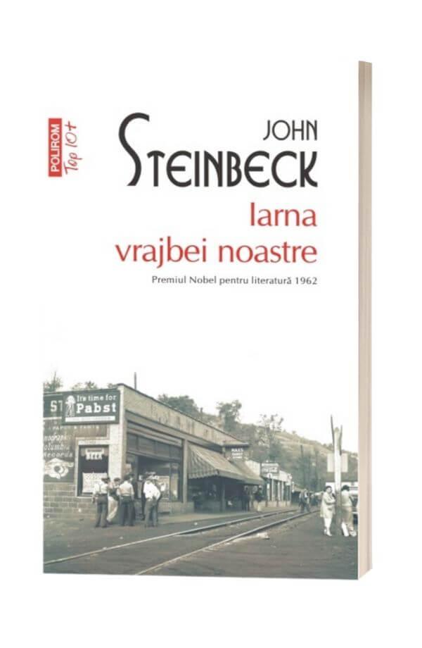 Iarna vrajbei noastre - John Steinbeck