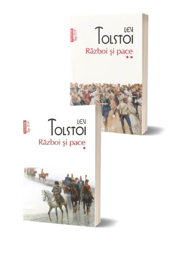 Razboi si pace - 2 volume - Lev Tolstoi