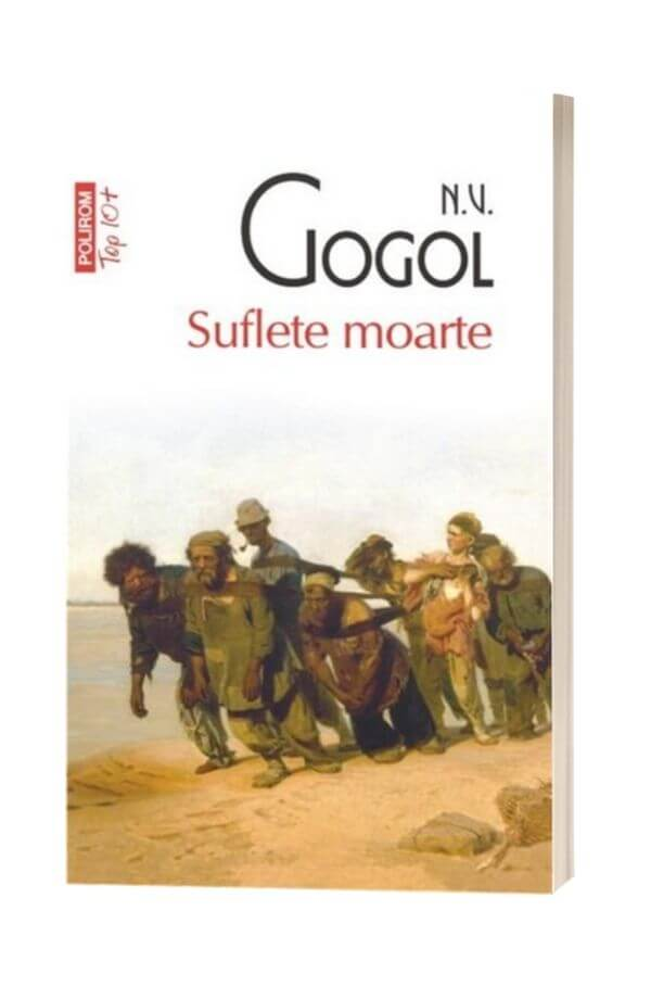 Suflete moarte - N.V. Gogol