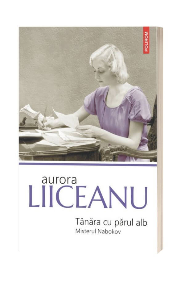 Tanara cu parul alb - Aurora Liiceanu