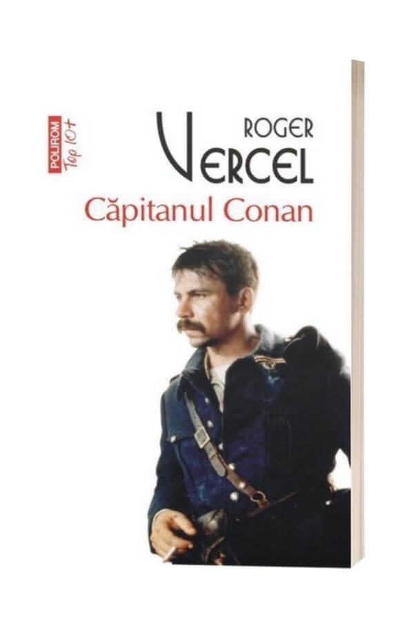 Capitanul Conan - Roger Vercel