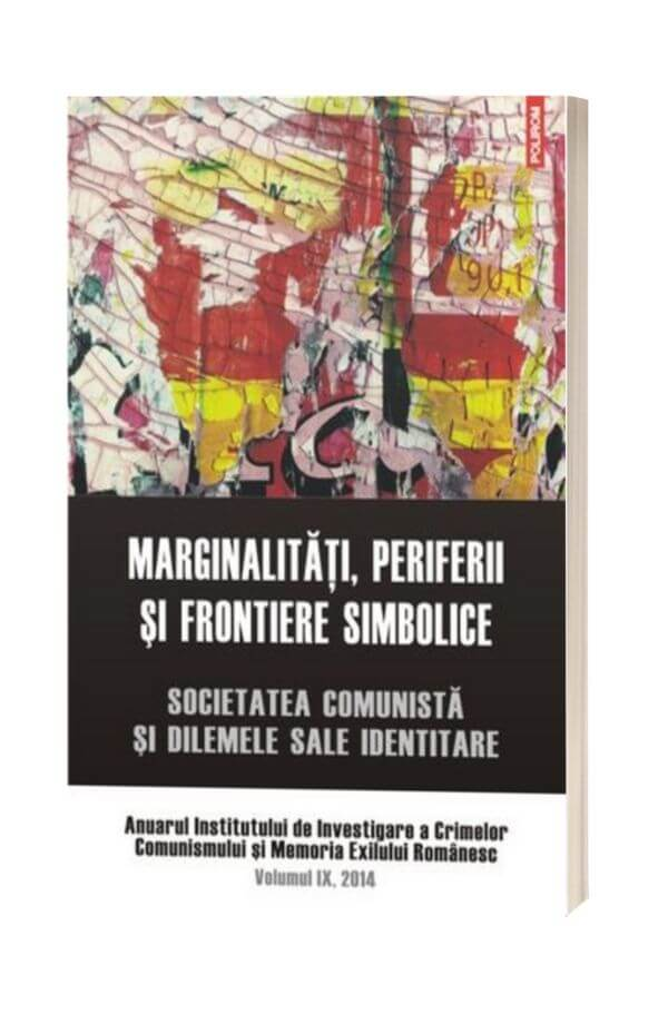 Marginalitati, periferii si frontiere simbolice