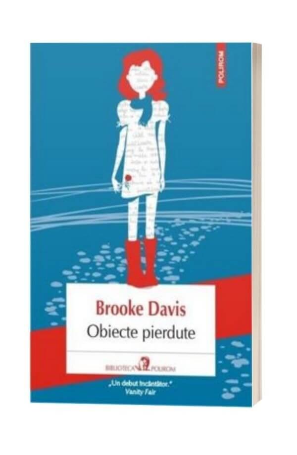Obiecte pierdute - Brooke Davis