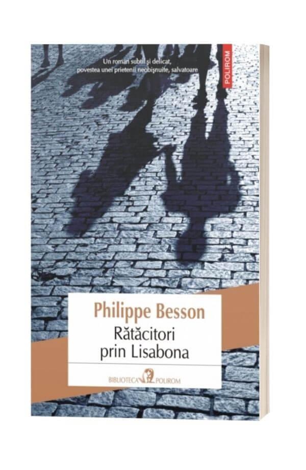 Ratacitor prin Lisabona - Philipe Besson
